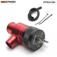Performance Recirculating Blow Off Valve BOV Kit For Subaru WRX 2.0L Turbo 15-17 EPFBOV1093